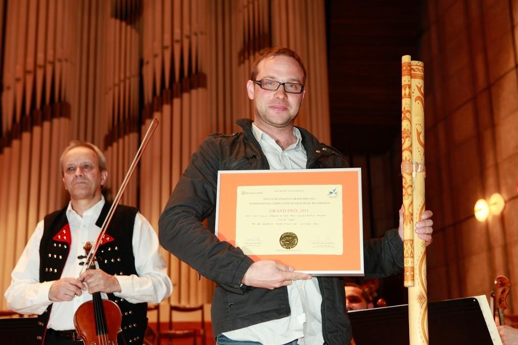 Prize Awarding Ceremony, K. Borysiak (PL) - Grand Prix