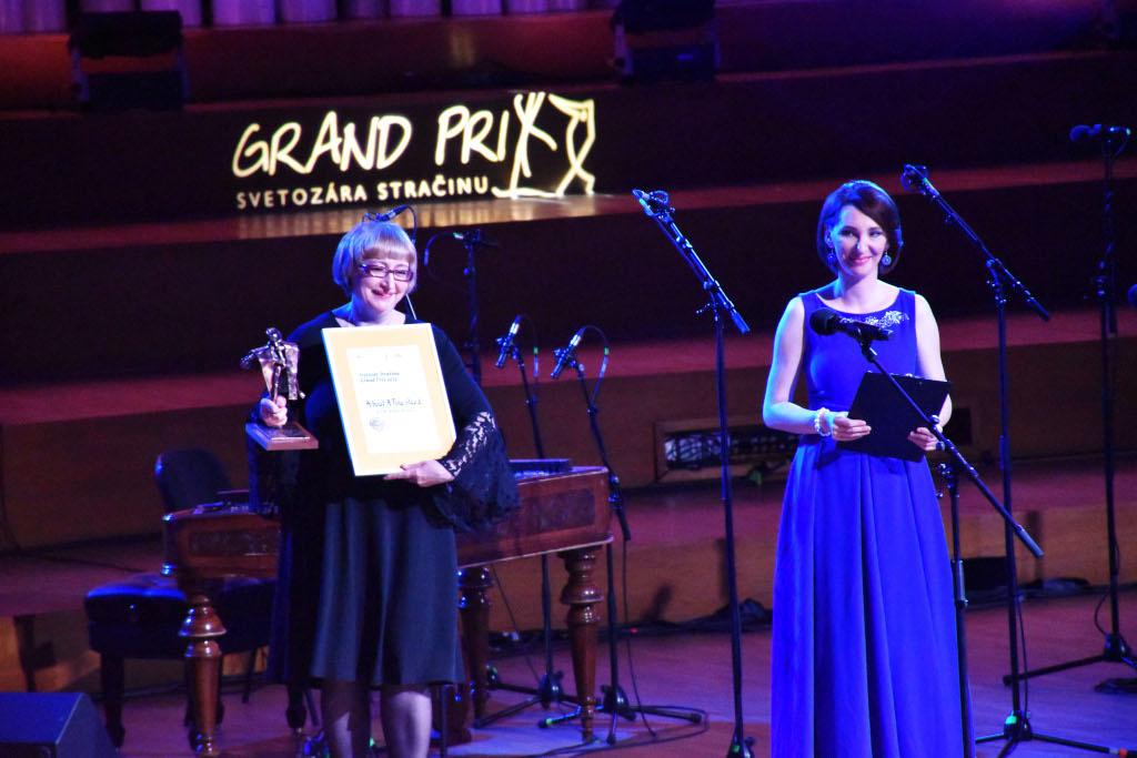 Grand Prix for RTR - Radio Russia